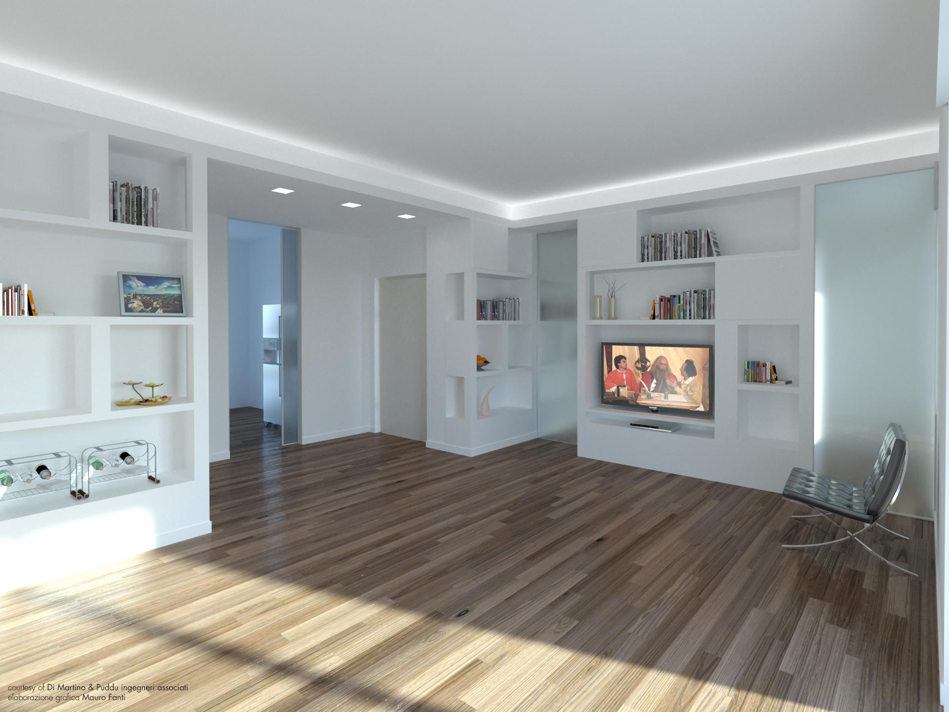 Architettura d 39 interni mauro fanti for Interni architettura